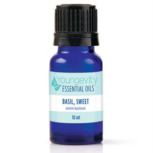 Picture of Basil, Sweet Essential Oil – 10ml